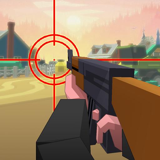 Téléchargement Cube Zombie Hunter pour PC et Mac