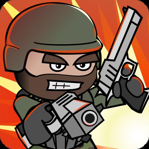 Téléchargement Doodle Army 2 Mini Militia pour PC et Mac