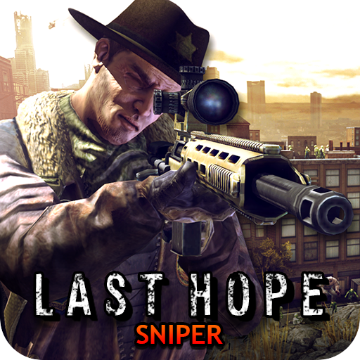 Téléchargement Last Hope Sniper Zombie War Shooting Games FPS pour PC et Mac