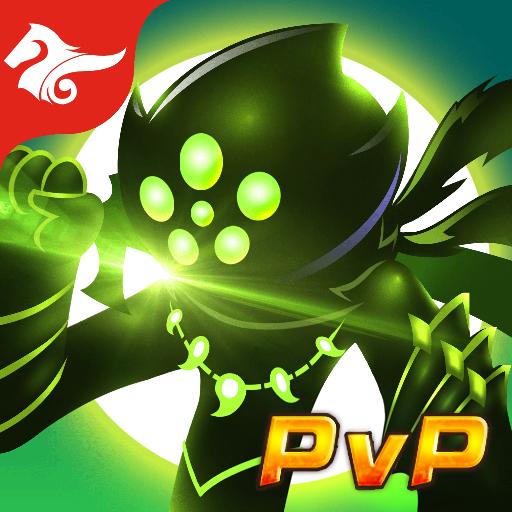 Téléchargement League of Stickman (Dreamsky) Warriors pour PC et Mac