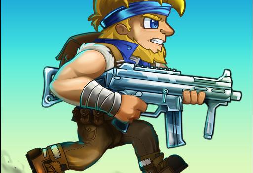 Téléchargement Metal Soldiers pour PC et Mac