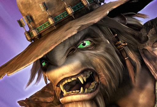 Téléchargement Oddworld Stranger's Wrath pour PC et Mac