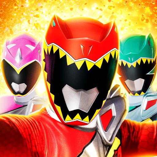 Téléchargement Power Rangers Dino Charge pour PC et Mac