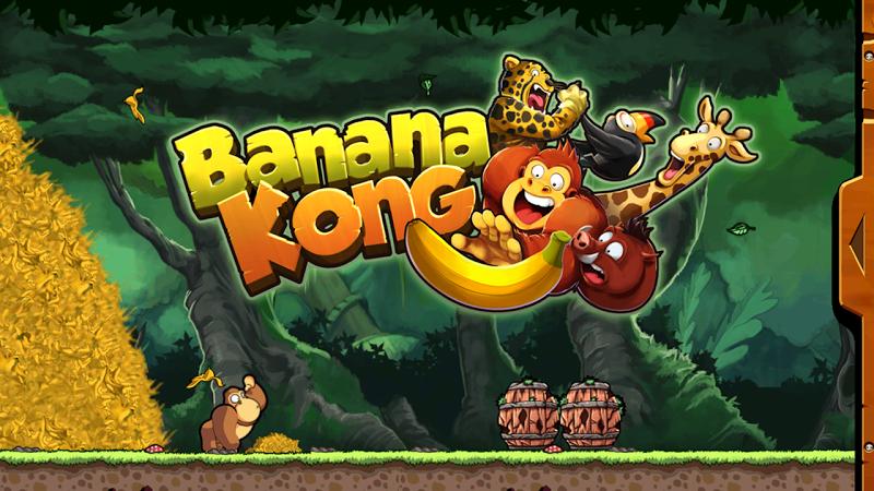 téléchargement de Banana Kong sur PC et Mac