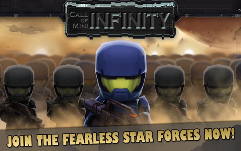 téléchargement de Call of Mini Infinity sur PC et Mac