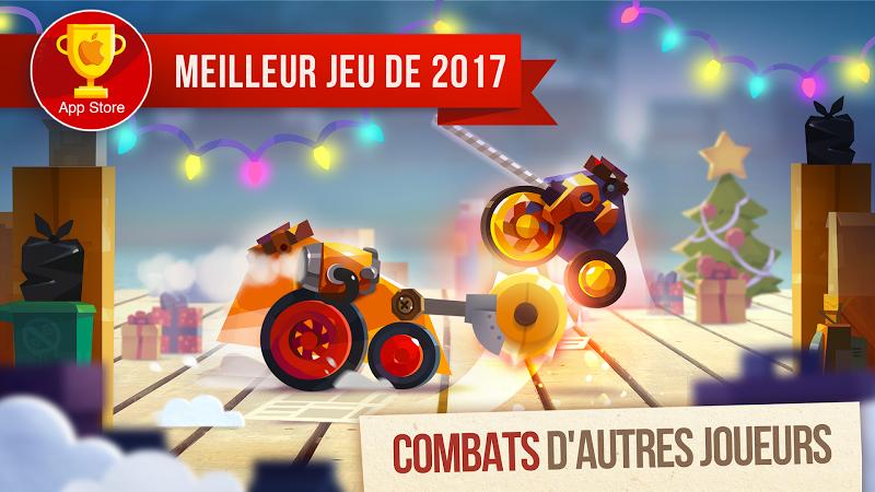 téléchargement de CATS Crash Arena Turbo Stars Robots de combat sur PC et Mac