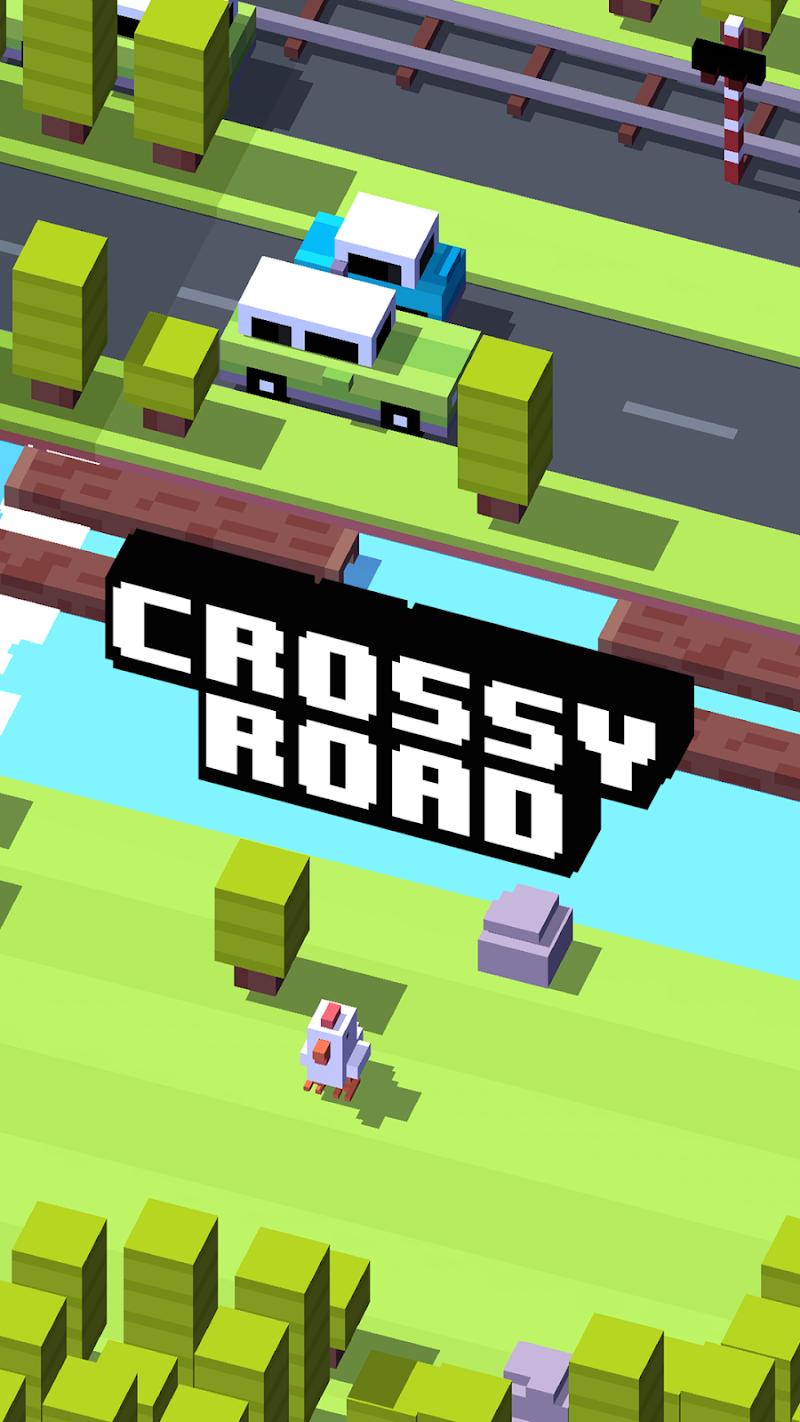 téléchargement de Crossy Road sur PC et Mac