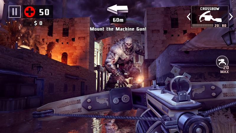 téléchargement de DEAD TRIGGER 2 Jeu de FPS de Survie aux Zombis sur PC et Mac