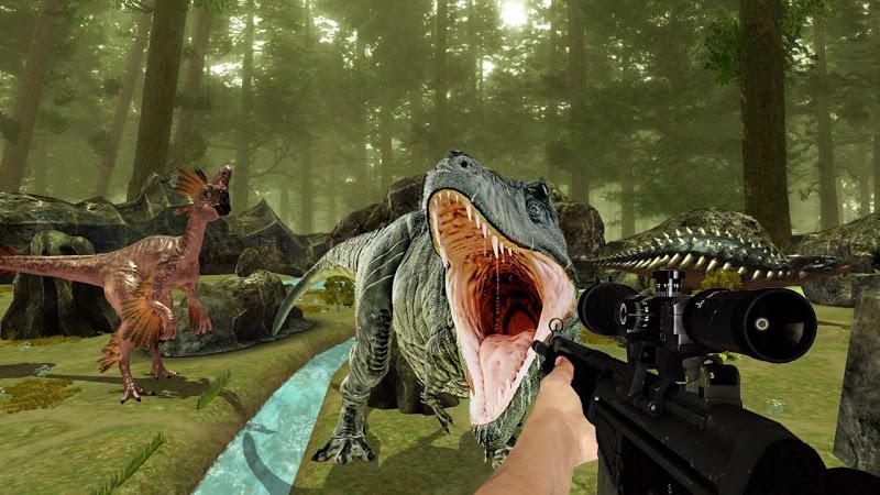 téléchargement de Dinosaur Hunt 2018 sur PC et Mac