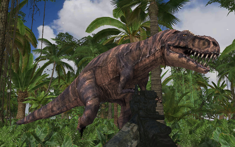 téléchargement de Dinosaur Hunter Survival Game sur PC et Mac