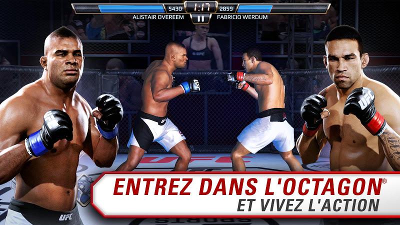 téléchargement de EA SPORTS UFC sur PC et Mac