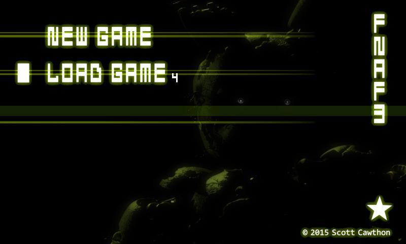 téléchargement de Five Nights at Freddy's 3 sur PC et Mac