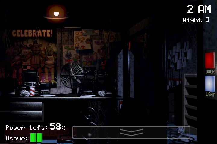 téléchargement de Five Nights at Freddy's sur PC et Mac