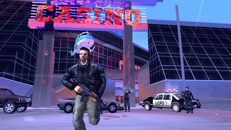 téléchargement de Grand Theft Auto III sur PC et Mac