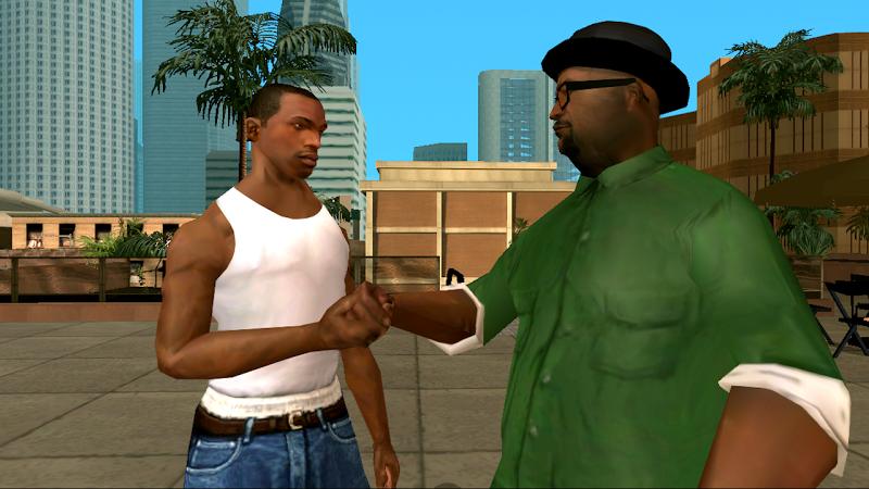 téléchargement de Grand Theft Auto San Andreas sur PC et Mac