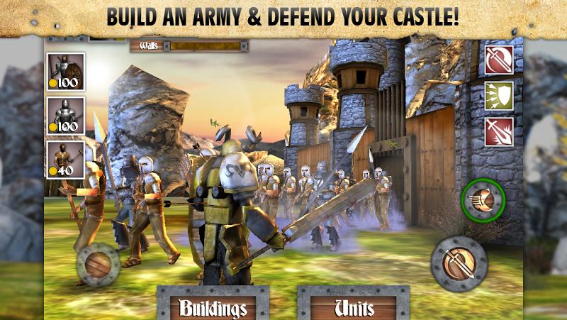 téléchargement de Heroes and Castles sur PC et Mac