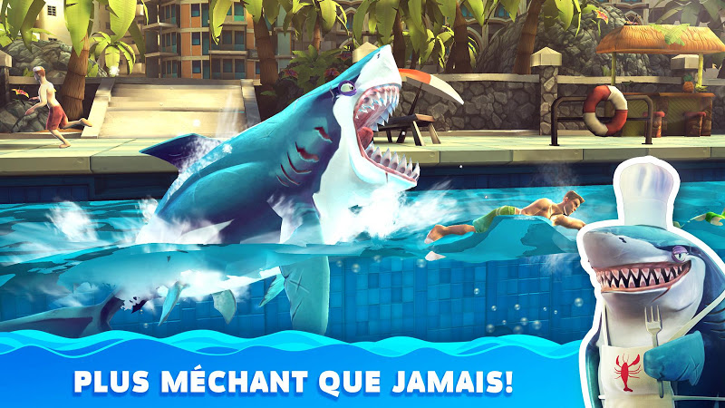 téléchargement de Hungry Shark World sur PC et Mac