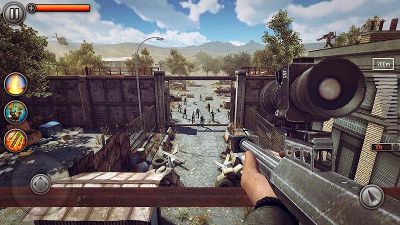 téléchargement de Last Hope Sniper Zombie War Shooting Games FPS sur PC et Mac