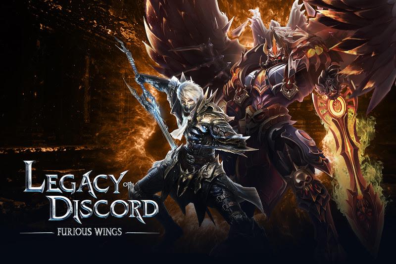 téléchargement de Legacy of Discord FuriousWings sur PC et Mac
