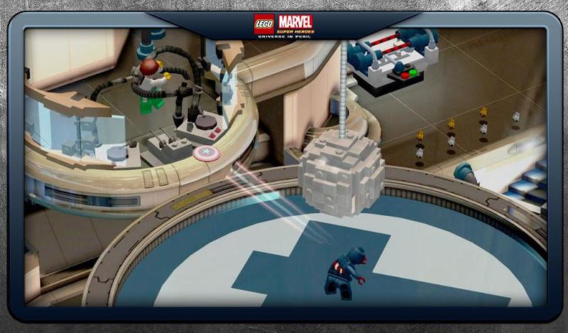 téléchargement de LEGO Marvel Super Heroes sur PC et Mac