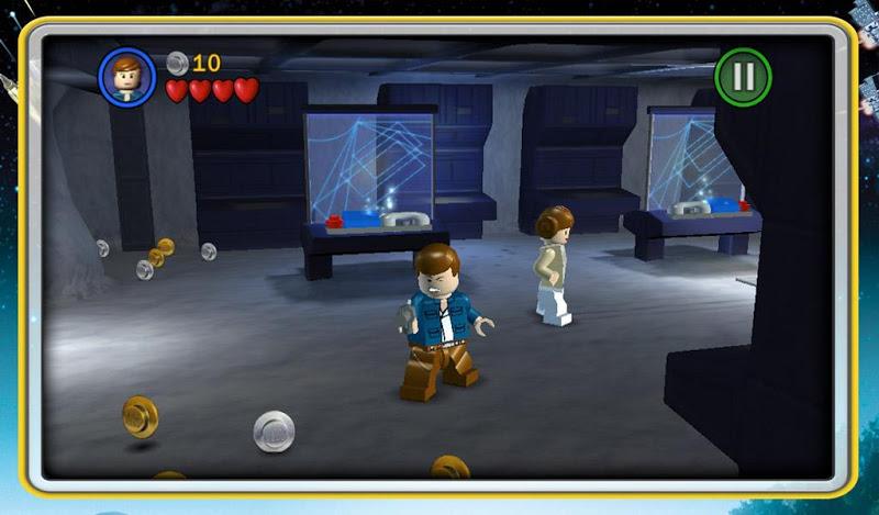 téléchargement de LEGO Star Wars LSC sur PC et Mac