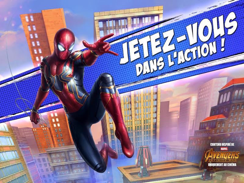 téléchargement de MARVEL Spider Man Unlimited sur PC et Mac