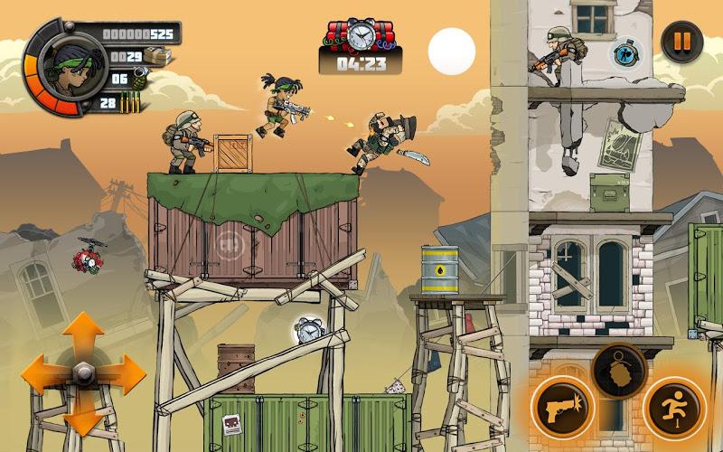 téléchargement de Metal Soldiers 2 sur PC et Mac