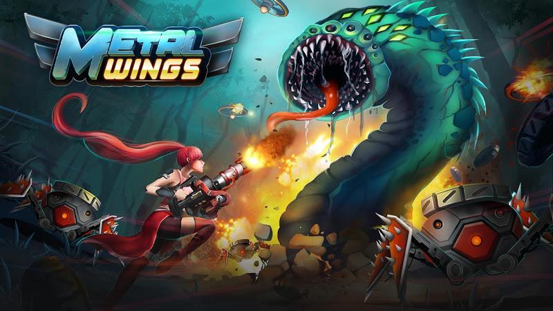 téléchargement de Metal Wings Elite Force sur PC et Mac
