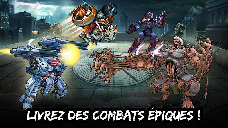 téléchargement de Mutants Genetic Gladiators sur PC et Mac