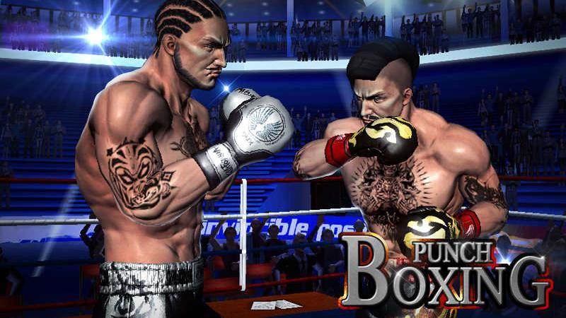 téléchargement de Perforer la Boxe Boxing 3D sur PC et Mac