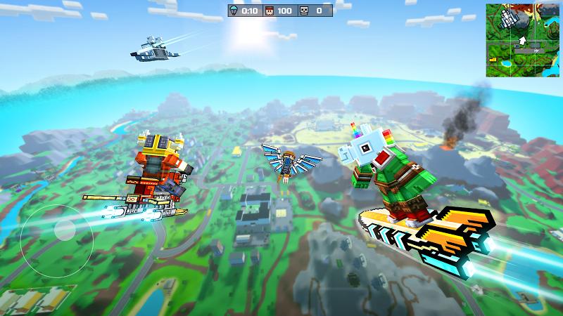 téléchargement de Pixel Gun 3D Survival shooter  sur PC et Mac