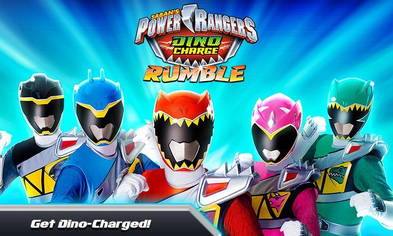 téléchargement de Power Rangers Dino Charge sur PC et Mac