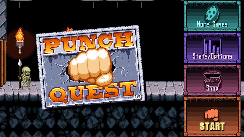 téléchargement de Punch Quest sur PC et Mac