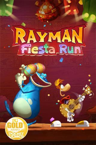 téléchargement de Rayman Fiesta Run sur PC et Mac