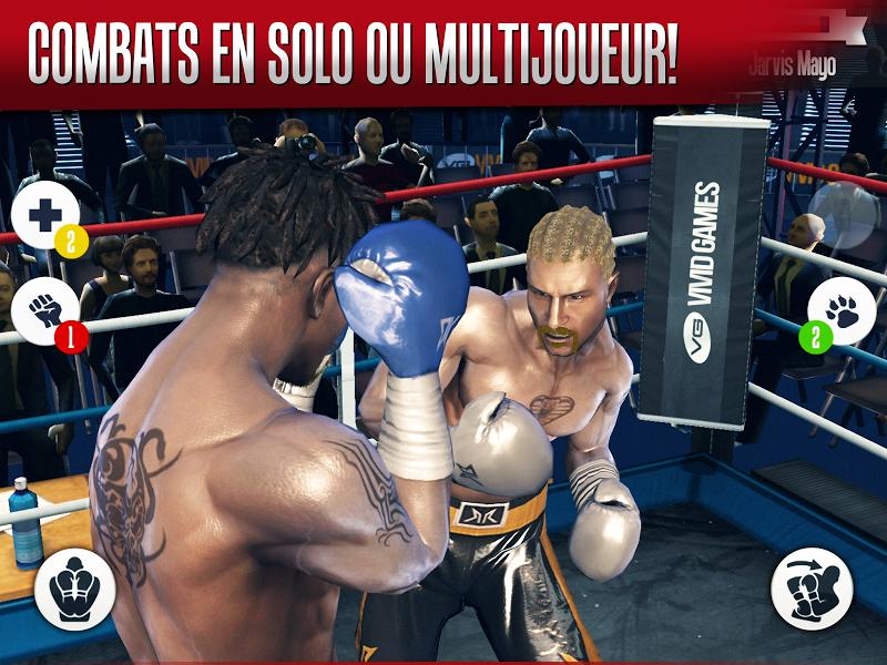 téléchargement de Real Boxing sur PC et Mac