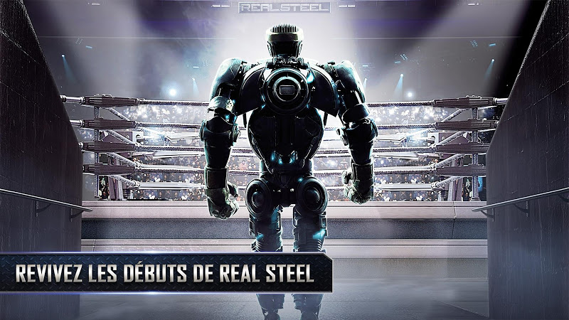 téléchargement de Real Steel sur PC et Mac