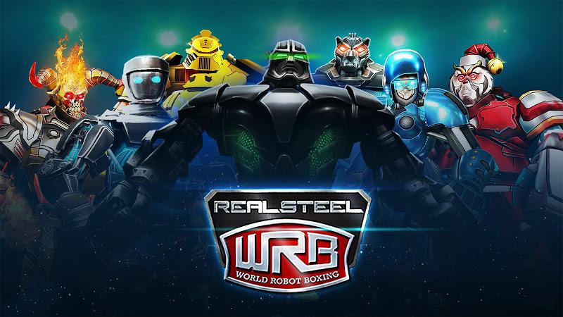 téléchargement de Real Steel World Robot Boxing sur PC et Mac