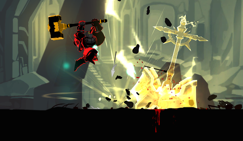 téléchargement de Shadow of Death Stickman Fighting Dark Knight sur PC et Mac