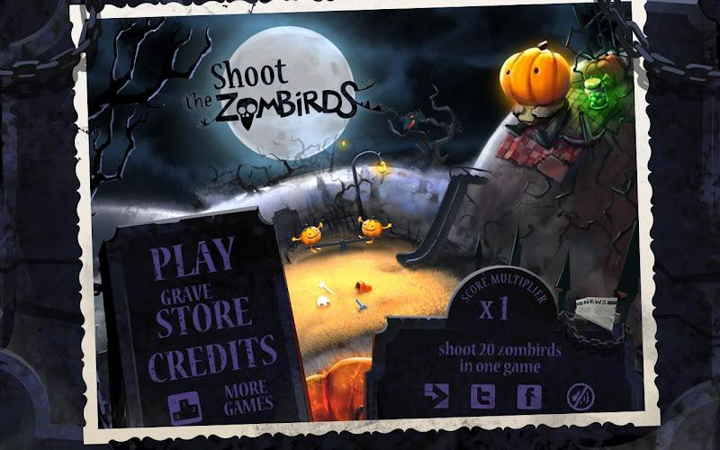 téléchargement de Shoot The Zombirds sur PC et Mac