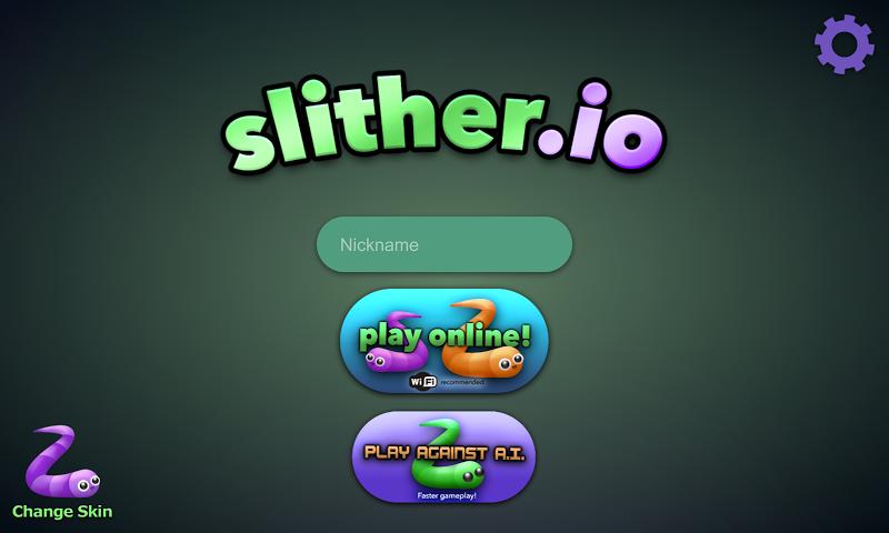 téléchargement de slither.io sur PC et Mac