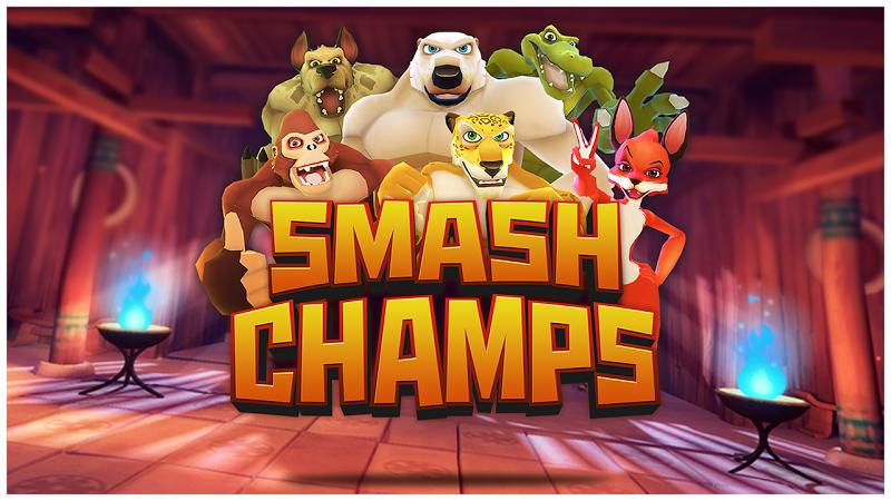 téléchargement de Smash Champs sur PC et Mac