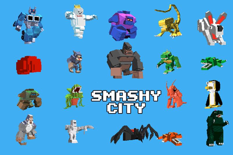 téléchargement de Smashy City sur PC et Mac