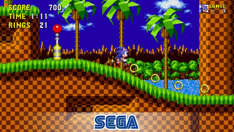 téléchargement de Sonic the Hedgehog Classic sur PC et Mac