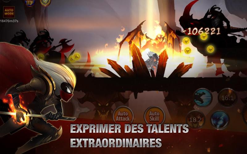 téléchargement de Stickman Legends Guerre Des Ombres Jeu de combat sur PC et Mac