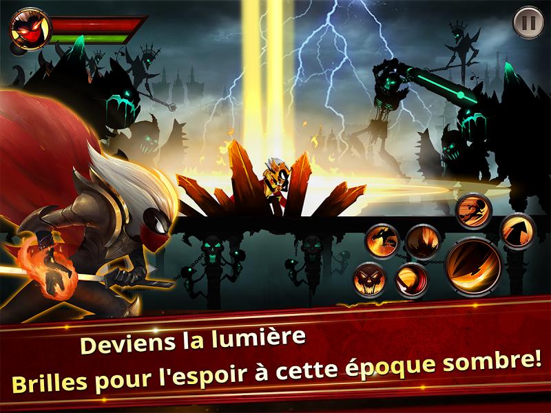 téléchargement de Stickman Legends Shadow Warrior Jeu de combat RPG sur PC et Mac