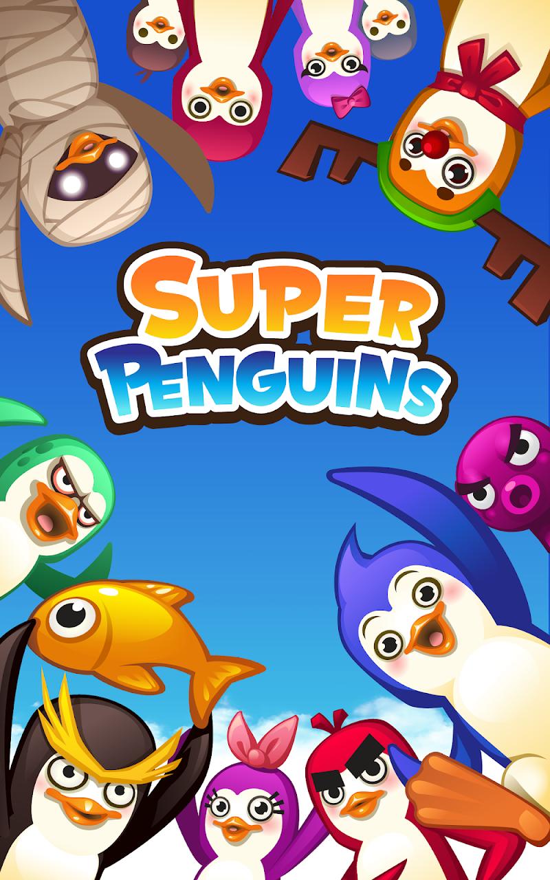 téléchargement de Super Penguins sur PC et Mac