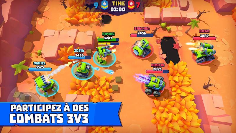 téléchargement de Tanks A Lot! Realtime Multiplayer Battle Arena sur PC et Mac