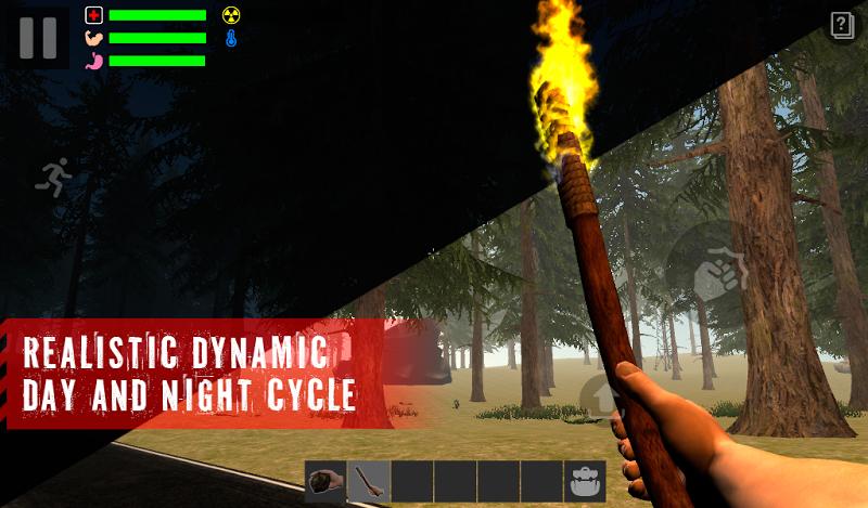 téléchargement de The Survivor Rusty Forest sur PC et Mac