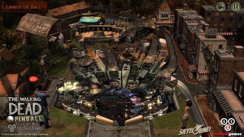 téléchargement de The Walking Dead Pinball sur PC et Mac