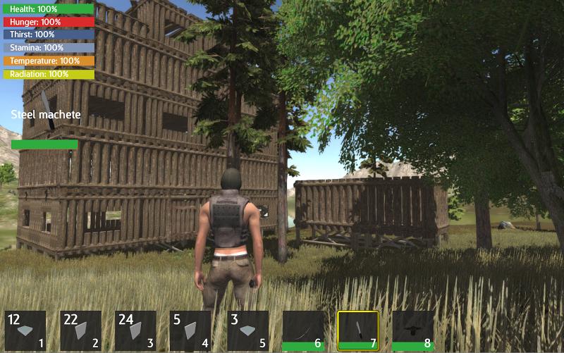 téléchargement de Thrive Island Survival sur PC et Mac